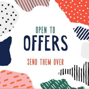 SEND ME OFFERS ON ANY ITEMS!